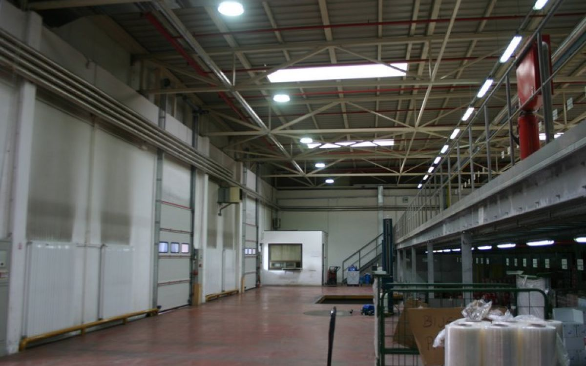 High Bay 380 - Industrial LED lighting