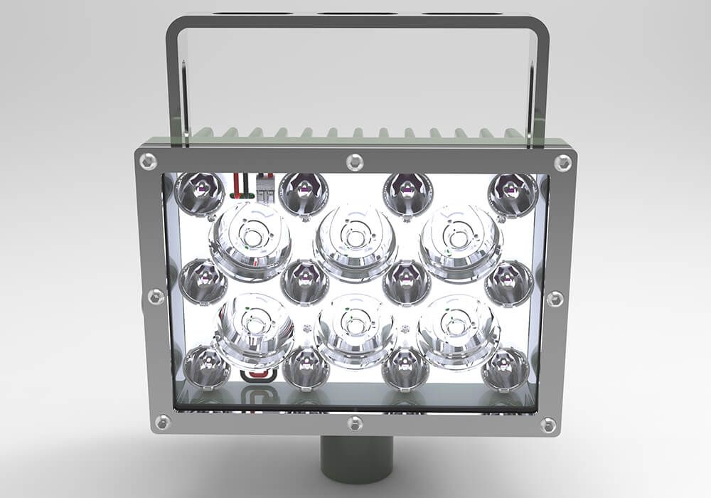 LED lighting for Military & Dual-use