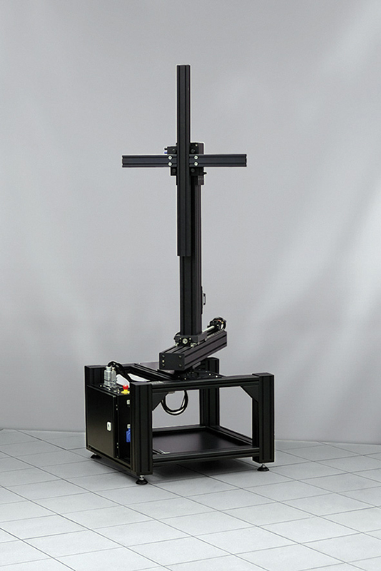 Light photogoniometer delivered to the Finnish company I-Valo