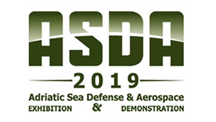 DATA LINK on the Adriatic Sea Defense & Aerospace exhibition – ASDA 2019.